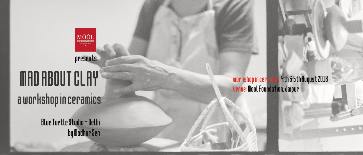 Mad About Clay Workshop