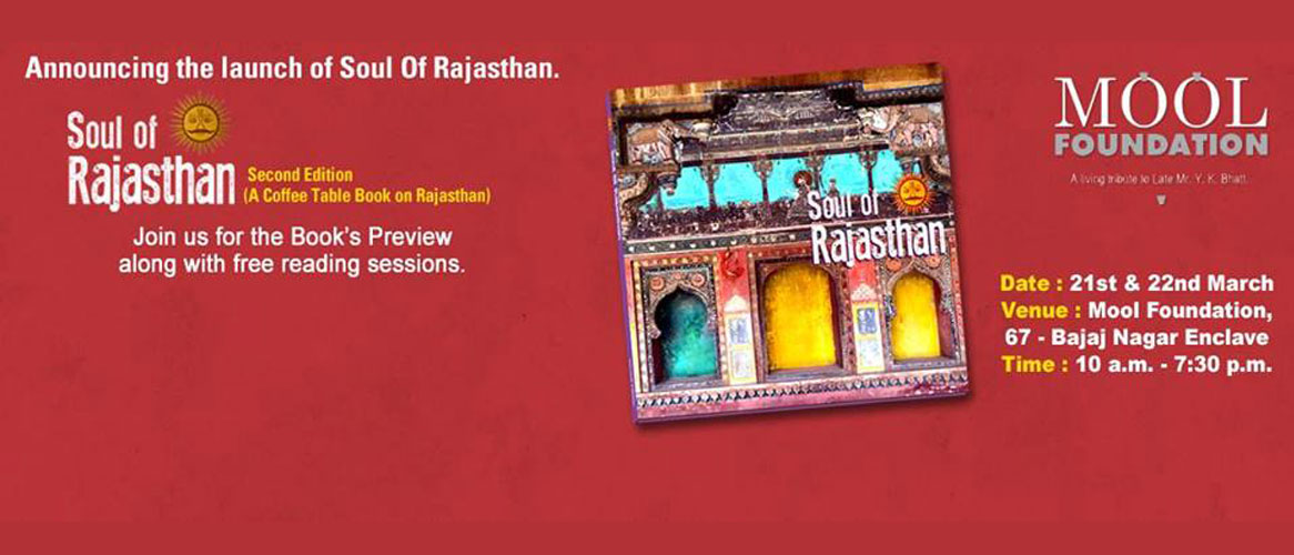 Soul of Rajasthan (Second Edition)